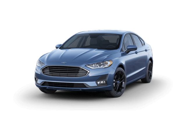 New 2019 Ford Fusion SE Sedan Near Gary IN